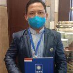 Tismon Sugiarto SH Resmi Menjadi Ketua DPD PAN Banyuasin