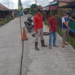 Jalan Penghubung Dua Kecamatan Amblas, Dua Kepala Desa Angkat Bicara